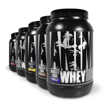 Universal Nutrition Animal Whey Protein | Bulu Box Sample Superior Vitamins and Supplements