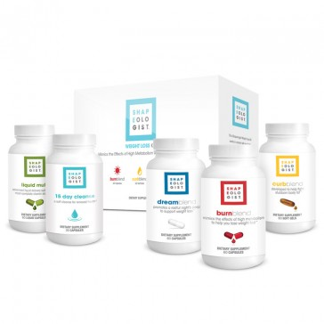 Shapeologist 5 Week Body Revival | Bulu Box - Sample Superior Vitamins and Supplements