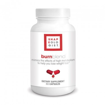 Shapeologist Burn Blend mimics the effects of high metabolism | Bulu Box - sample superior vitamins and supplements