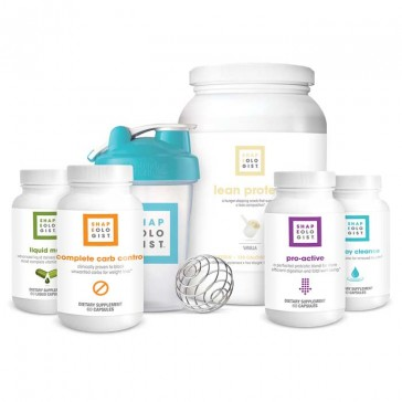 Shapeologist Detox and Cleanse Bundle Vanilla   Sample Superior Vitamins and Supplements Bulu Box