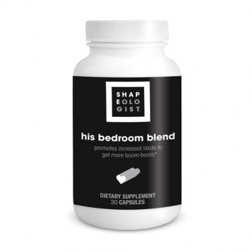 Shapeologist His Bedroom Blend | Bulu Box Sample Superior Vitamins and Supplements