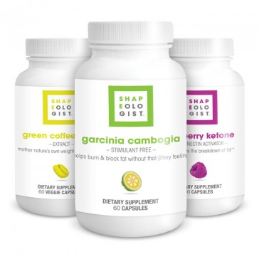 Shapeologist Trim Trio Kit | Bulu Box - Sample Superior Vitamins and Supplements