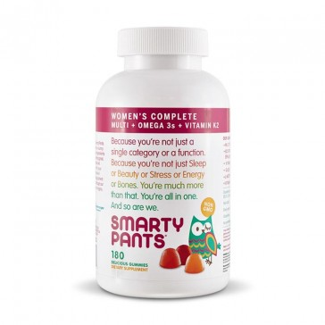 Smarty Pants Women's Complete | Bulu Box - sample superior vitamins and supplements