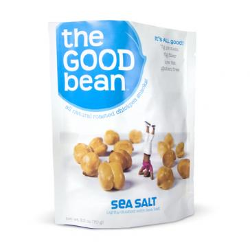 The Good bean Roasted Chickpea Snacks   Bulu Box - sample superior vitamins and supplements