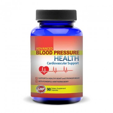 Advanced Blood Pressure Health | Bulu Box - sample superior vitamins and supplements