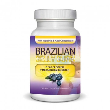 Brazilian Belly Burn   Bulu Box