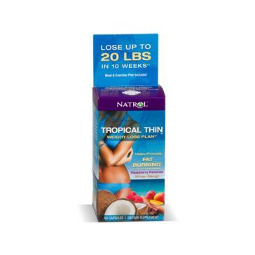 Natrol Tropical Thin Weight Loss   Bulu Box - sample superior vitamins and supplements