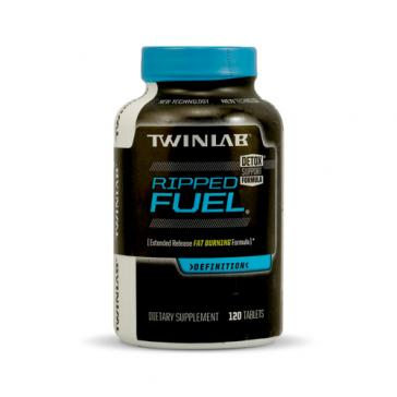 Twinlab Ripped Fuel 120ct. | Bulu Box - Sample Superior Vitamins and Supplements