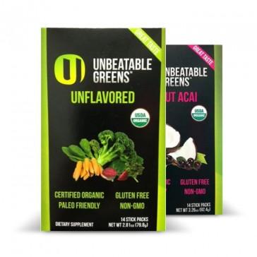 Unbeatable Greens | Bulu Box - Sample Superior Vitamins and Supplements