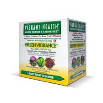Green Vibrance Super Food-15 packets | Bulu Box
