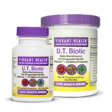 U.T. Biotic | Bulu Box - sample superior vitamins and supplements