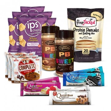 Protein Power Bundle | Bulu Box - Sample Superior Vitamins and Supplements