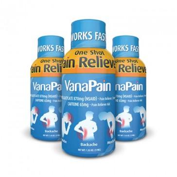 VanaPain Day | Bulu Box - sample superior vitamins and supplements
