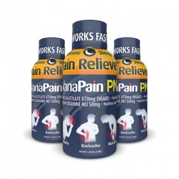 VanaPain PM | Bulu Box - sample superior vitamins and supplements