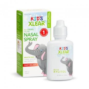 Kid's Xlear Sinus Care Nasal Spray - .75 fl oz | Bulu Box - Sample Superior Vitamins and Supplements