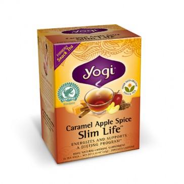 Yogi Caramel Apple Spice Slim Life Tea