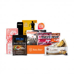 Limited Edition Workout Warrior Box | Bulu Box - sample superior vitamins and supplements