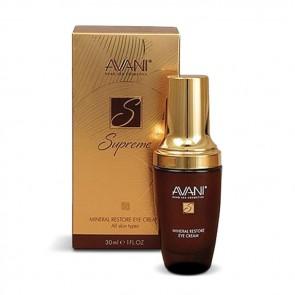 AVANI Supreme Mineral Restore Eye Cream | Bulu Box Box - Sample superior vitamins and supplements