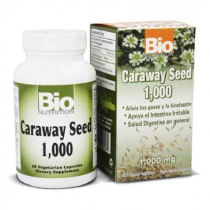 Bio Nutrition Caraway Seed | Bulu Box - Sample Superior Vitamins and Supplements