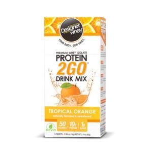 Designer Whey Protein 2Go | Bulu Box - sample superior vitamins and supplements