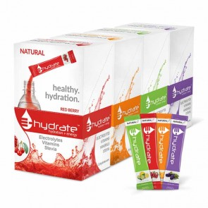 E–Hydrate Hydration + Energy Drink Mix | Bulu Box - sample superior vitamins and supplements