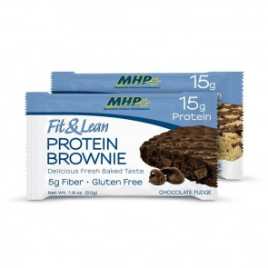 MHP Fit & Lean Protein Brownie | Bulu Box - sample superior vitamins and supplements