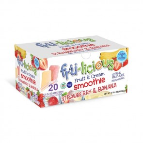 Fru-Licious Smoothie Pops | Bulu Box - sample superior vitamins and supplements
