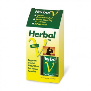 LaneLabs Herbal V   Bulu Box - sample superior vitamins and supplements
