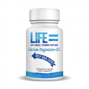 Life Equals Calcium-Magnesium+D3 | Bulu Box - sample superior vitamins and supplements