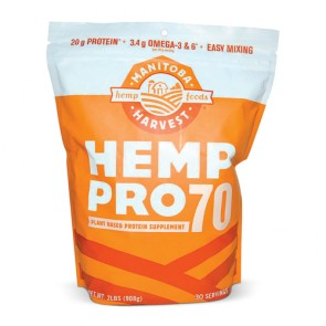 Manitoba Harvest HempPro 70 Bag | Bulu Box - sample superior vitamins and supplements