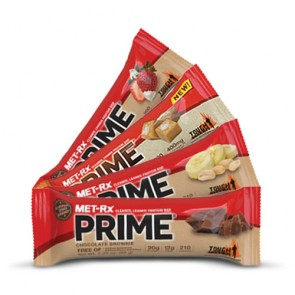 MET-RX Prime Protein Bar | Bulu Box - sample superior vitamins and supplements