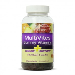 Nutrition Now MultiVites Gummy Vitamins + Immune Support | Bulu Box - sample superior vitamins and supplements