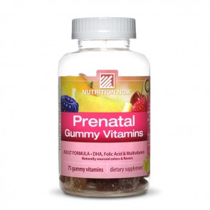 Nutrition Now Prenatal Gummy Multivitamin | Bulu Box - sample superior vitamins and supplements