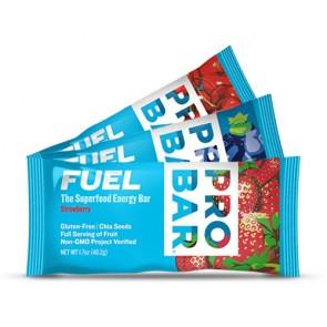 PROBAR Fuel Bars | Bulu Box - sample superior vitamins and supplements