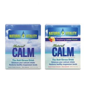 Natural Vitality Calm Raspberry Lemonade Packets | Bulu Box
