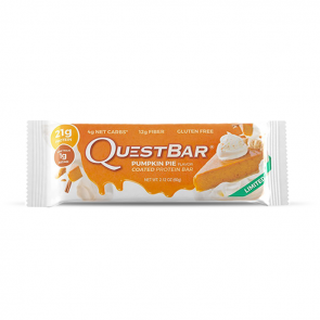 Quest Bar - Pumpkin Pie | Bulu Box - Sample Superior Vitamins and Supplements