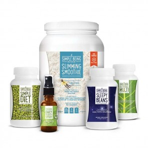 Simple Being Weight Loss and Well-Being Kit | Bulu Box - sample superior vitamins and supplements