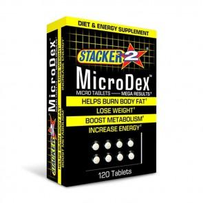 Stacker 2 MicroDex   Bulu Box Sample Superior Vitamins and Supplements