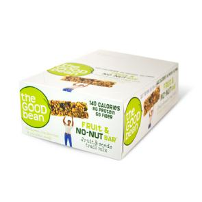 The Good Bean Fruit & No-Nut Bar Fruit & Seeds Trail Mix | Bulu Box - sample superior vitamins and supplements