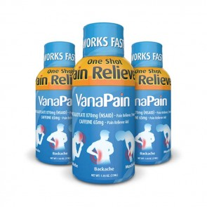 VanaPain Day   Bulu Box - sample superior vitamins and supplements