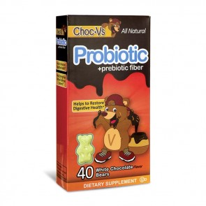 Yum-V's Probiotic + Prebiotic Fiber | Bulu Box - sample superior vitamins and supplements