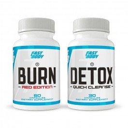 Fast Body Bundle: Burn & Detox