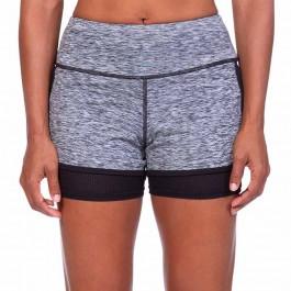 TLF Deuces Shorts-Ash-X-Small