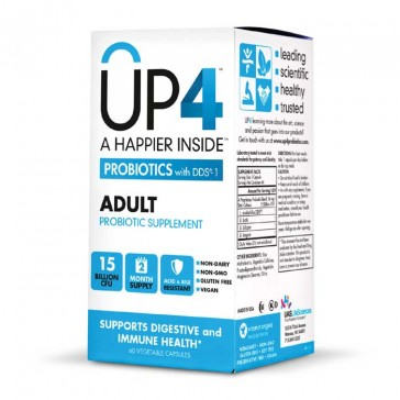 UP4 Adult Probiotic | Bulu Box - Sample Superior Vitamins and Supplements