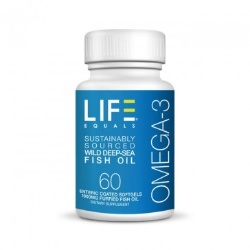Life Equals Omega-3 | Bulu Box - sample superior vitamins and supplements