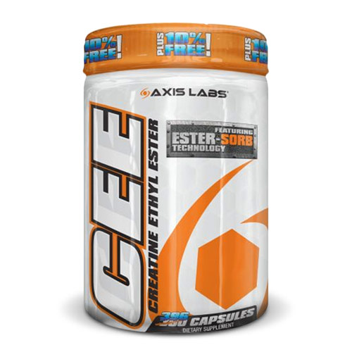 Axis Labs Creatine Ethyl Ester | Bulu Box - Sample Superior Vitamins and Supplements