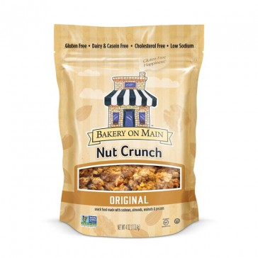Bakery On Main Nut Crunch | Samples Superior Vitamins and Minerals