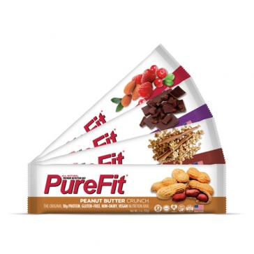 PureFit Nutrition Bar | Bulu Box - sample superior vitamins and supplements