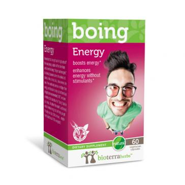 BioTerra Herbs Energy... boing | Bulu Box - sample superior vitamins and supplements