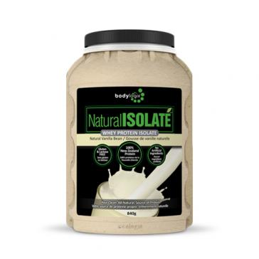 BodyLogix Natural Isolate Whey Protein Vanilla | Bulu Box - sample superior vitamins and supplements